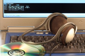 Musik på webben
